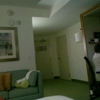Photo taken at SpringHill Suites by Marriott by Amanda P. on 7/29/2012