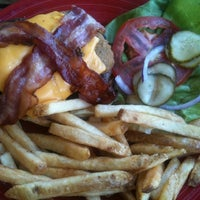 Photo taken at T.G.I. Friday's by Maria S. on 8/2/2011