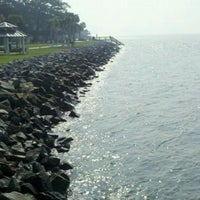 Photo taken at St. Simons Island Pier by Russell R. on 8/27/2011