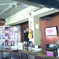 Photo taken at Angelo's Cafe Vino by Tom S. on 3/14/2012