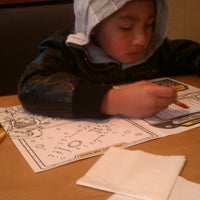 Photo taken at California Pizza Kitchen by Girlie V. on 3/25/2012