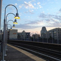 Photo taken at MTA Subway - 174th St (2/5) by Bex J. on 7/23/2012