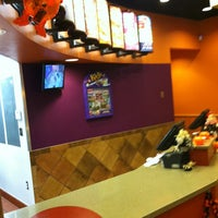 Photo taken at Taco Bell by Michael B. on 10/14/2011