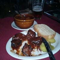 Photo taken at Fiorella's Jack Stack Barbecue by TheHarleyGuy on 8/23/2011