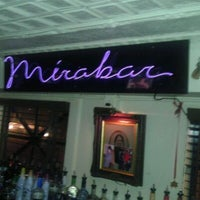 Photo taken at Mirabar by Sean B. on 9/27/2011