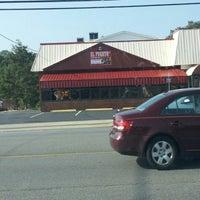 Photo taken at El Puerto Mexican Restaurant by Aleta C. on 9/7/2012