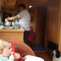 Photo taken at Horsley Camping and Caravanning Club Site by Tracey W. on 8/23/2012