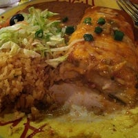 Photo taken at Arriba Mexican Grill by Ed H. on 9/14/2011