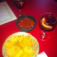 Photo taken at El Mariachi by Helen L. on 5/10/2012