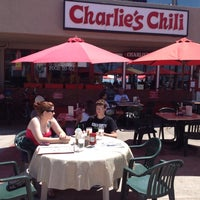 Photo taken at Charlie's Chili by Deana G. on 8/19/2012