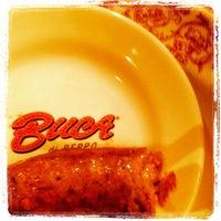 Photo taken at Buca di Beppo Italian Restaurant by Michael F. on 11/4/2011