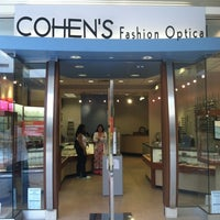 Photo taken at Cohen's Fashion Optical by Cassie M. on 5/25/2012