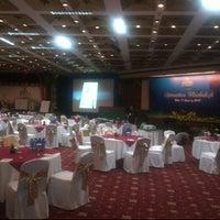 Photo taken at Paradiso Hotel Ballroom by Renato S. on 1/10/2012