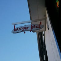 Photo taken at Burger Joint by Rex D. on 10/30/2011