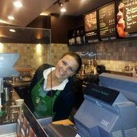 Photo taken at Starbucks by Teresa F. on 10/21/2011