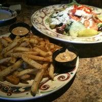 Photo taken at Paymon's Mediterranean Cafe & Hookah Lounge by Yunita H. on 9/1/2011