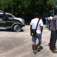 Photo taken at Thilafushi ferry terminal- Thilafushi by Mustho Ⓜ. on 9/26/2011