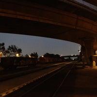 Photo taken at South San Francisco Caltrain Station by shikes b. on 8/20/2012