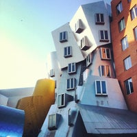 Photo taken at MIT Stata Center (Building 32) by Alejandro M. on 9/3/2012