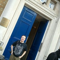 Photo taken at RAK Studios by Andy L. on 1/14/2012