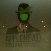 Photo taken at Applehead studio by Terrance B. on 2/29/2012
