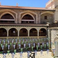 Photo taken at Kykkos Monastery by Oleg A. on 6/11/2012