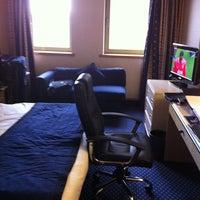 Photo taken at Danubius Hotel by Janne P. on 3/18/2012