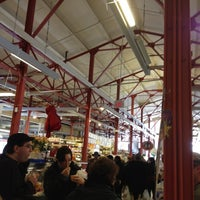 Photo taken at Findlay Market by Sarah Yana A. on 2/11/2012