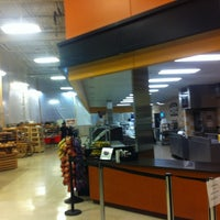 Photo taken at Fort Bragg South Commissary by Harry B. on 6/30/2012