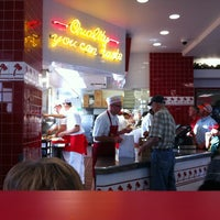 Photo taken at In-N-Out Burger by Jeff R. on 5/20/2012