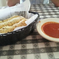 Photo taken at Angelina's Pizzeria & Pasta by Jennifer G. on 5/16/2012