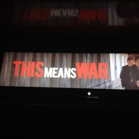 Photo taken at Cinemark 12 by Phil P. on 2/18/2012