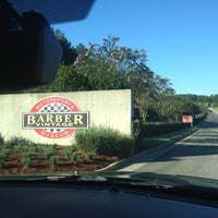 Photo taken at Barber Motorsports Park by Ryan D. on 9/9/2012