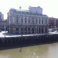 Photo taken at Teatro Arriaga by Endika P. on 3/23/2012