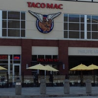 Photo taken at Taco Mac by Rainer E. on 5/20/2012