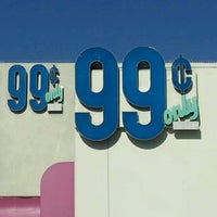Photo taken at 99 Cents Only Store by Ferez K. on 6/20/2012