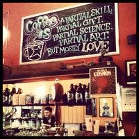 Photo taken at Dark Matter Coffee (Star Lounge Coffee Bar) by Grace F. on 6/1/2012