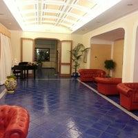 Photo taken at Lloyd's Baia Hotel by Daniele O. on 8/17/2012