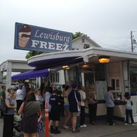 Photo taken at The Lewisburg Freez by Joshua on 5/13/2012