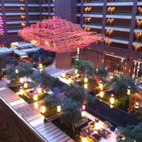 Photo taken at Hilton Anatole by Bob C. on 8/22/2012