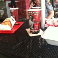 Photo taken at Firehouse Subs Atlantic & Hodges by Trevor H. on 5/3/2012