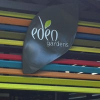 Photo taken at Eden Gardens by Melinda G. on 4/8/2012