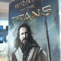 Photo taken at TGV Cinemas by M Yussof Y. on 3/1/2012