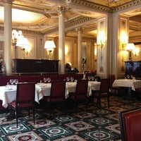 Photo taken at Café de la Paix by Richard B. on 8/16/2012
