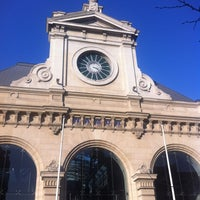 Photo taken at Gare de Namur by Oksana S. on 2/11/2012