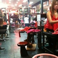 Photo taken at New Hair by Atom on 3/2/2012