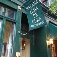 Photo taken at Havana Alma de Cuba by Ryan E. on 4/27/2012