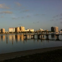 Photo taken at Palm Beach Bike Trail by Kevin F. on 8/8/2012