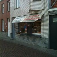 Photo taken at Versmarktje Dejaeghere by Wouter S. on 2/25/2012