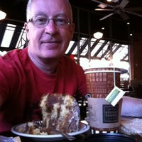 Photo taken at Corner Bakery by Richard H in WeHo on 8/5/2011